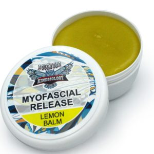 IASTM Special Balm for Soft Tissue Massage - 200ml by Rockford Kinesiology - Lemon
