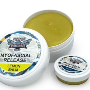 IASTM Special Therapy Balm for Soft Tissue Massage - 250ml by Rockford Kinesiology - Vanilla