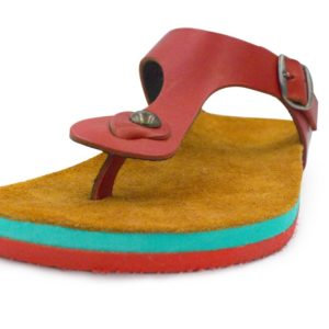 Orthopaedic Sandals - Ultra Comfortable & 100% Personalised - ORDER only with Analysis - Leather