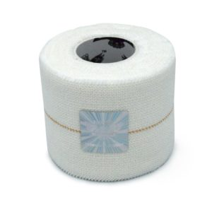 Wrap Sports Tape - Elastic & Ultra Resistant - Special for SPORTS - White Color