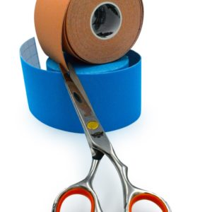 Athlos Tape 4-Way-Stretch - Special for SPORTS - Beige Color