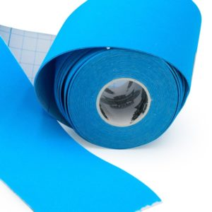 Biomechanical Athlos Tape 4-Way-Stretch - Special for SPORTS - Blue Color