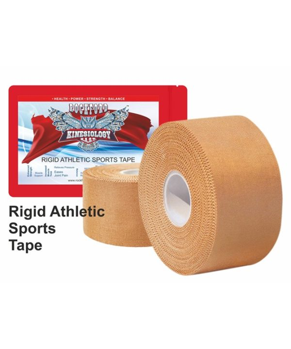 RAST - Rigid Athletic SPORTS Tape by Rockford Kinesiology - Ultra Resistant Strapping Tape