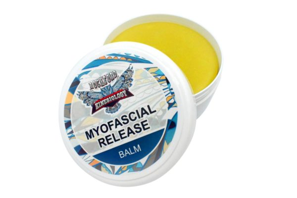 IASTM Special Therapy Balm for Soft Tissue Massage - 200ml by Rockford Kinesiology - Vanilla