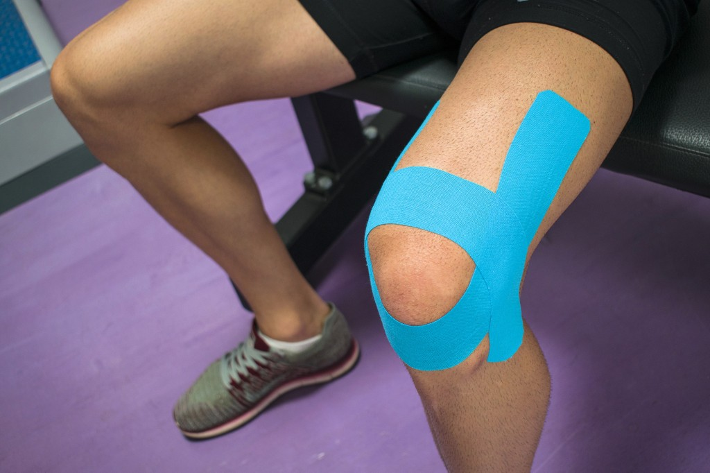 Kinesiology Tape - Knee Support & Pain Relief