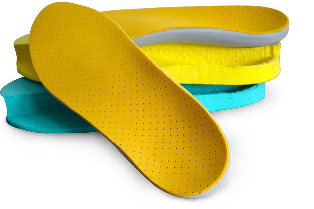 Special Orthotics Insoles - 100% Unique and Personalized