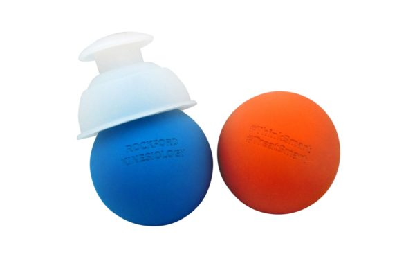 Trigger Point Balls for Therapy & Sports Rockford Kinesiology (set of 2)