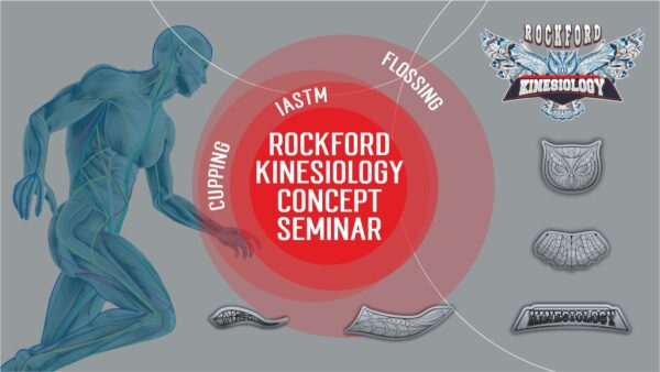 SEMINAR - Rockford Kinesiology Concept & IASTM Mobilizations (16h Class – Theory, Protocols & Practice)
