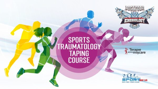 SPORTS Traumatology TAPING Course (8h Class – Theory & Practice)   Rockford Kinesiology